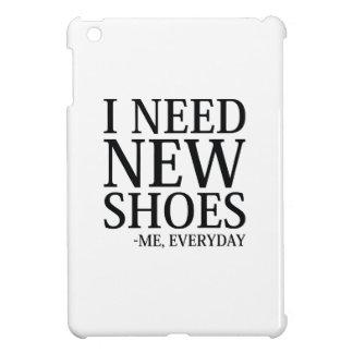I Need New Shoes iPad Mini Cover