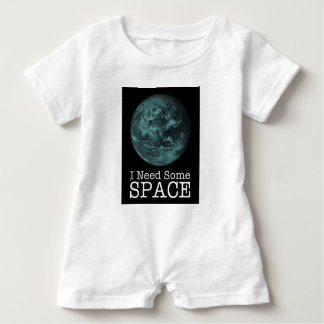 I Need Some Space Baby Romper