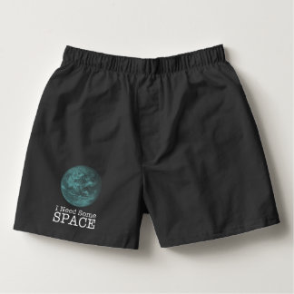 I Need Some Space Men's Boxers