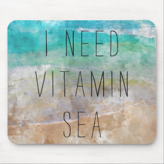 I need Vitamin Sea Mouse Pad