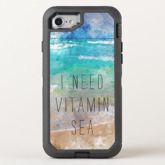I need Vitamin Sea OtterBox Defender iPhone 7 Case