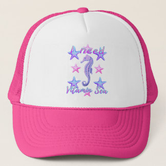 I Need Vitamin Sea Trucker Hat