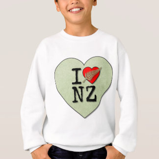 I♥NZ SWEATSHIRT