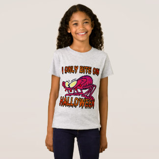 I Only Bite On Halloween T-Shirt