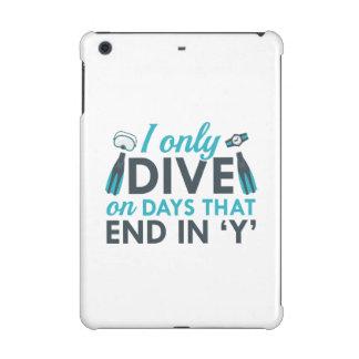 I Only Dive iPad Mini Case