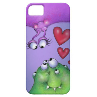 I only have eyes for you Alien... iPhone 5 Case