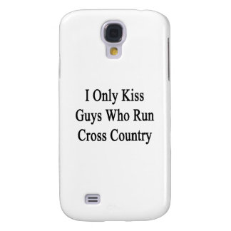 I Only Kiss Guys Who Run Cross Country