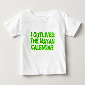 I Outlived The Mayan Calendar Shirt