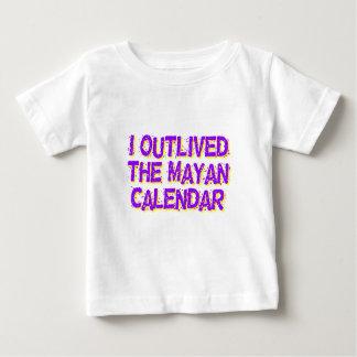 I Outlived The Mayan Calendar Shirts