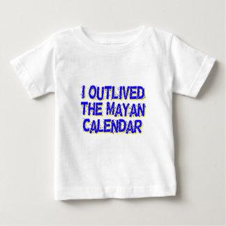I Outlived The Mayan Calendar Tee Shirts