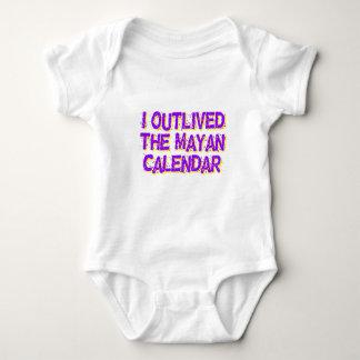 I Outlived The Mayan Calendar Tshirt
