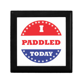 I Paddled Today Gift Box