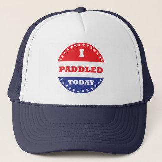 I Paddled Today Trucker Hat