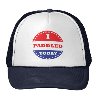 I Paddled Today Trucker Hat