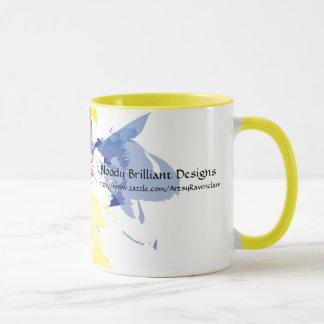 """""""I Paint Therefore I Am"""" Mug"""
