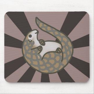 I ❤ Pangolins Mousepad
