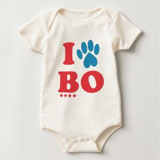 I Paw BO Baby Bodysuit