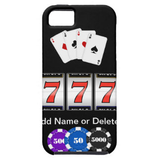 I PHONE 5 CASE CASINO LOVERS