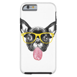 """I-Phone 6/6s covering French Bulldogge "" Tough iPhone 6 Case"
