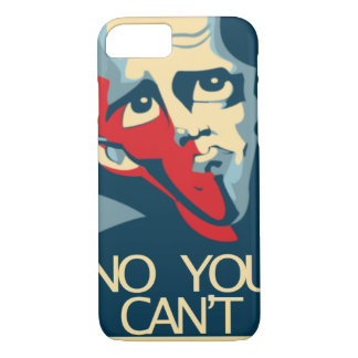 I-Phone 6 Hard cover. No you can't. Design. iPhone 7 Case