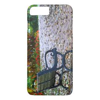 I-Phone 7 Lonely Park Bench Case-Mate iPhone Case