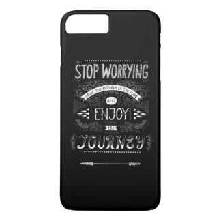 i-Phone 8 Plus/7 Plus - Enjoy the Journey iPhone 8 Plus/7 Plus Case