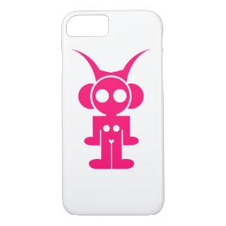 I PHONE CASE astro pink logo