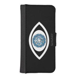 I Phone mobile phone bag by MK Design iPhone SE/5/5s Wallet Case