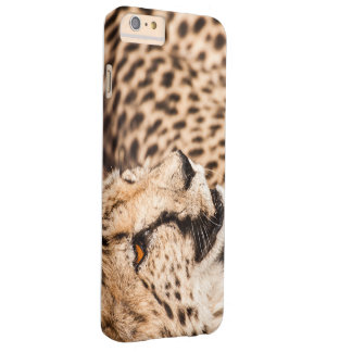 I phone S6 Protective Case with Cheetah