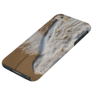 I Phone S6 Protective Case with Foamy Beach