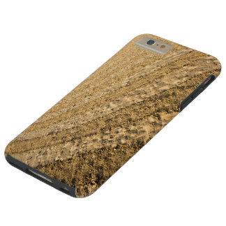 I Phone S6 Protective Case with Raked Beach