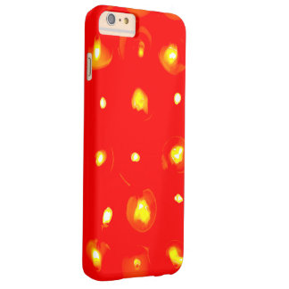 I phone S6 Protective Case with Red and Yellow