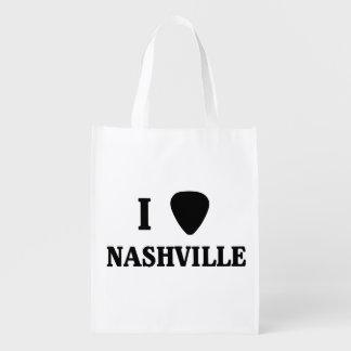 I Pick Nashville Reusable Grocery Bag