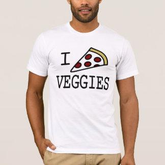 I Pizza Veggies T-Shirt