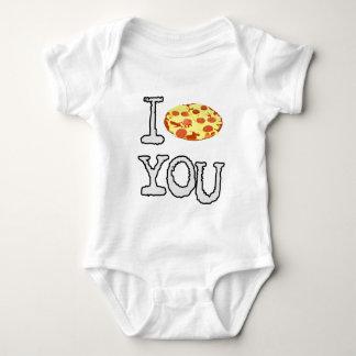 I Pizza You Baby Bodysuit
