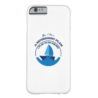 I Plan to Go Sailing Gif Men Women Barely There iPhone 6 Case