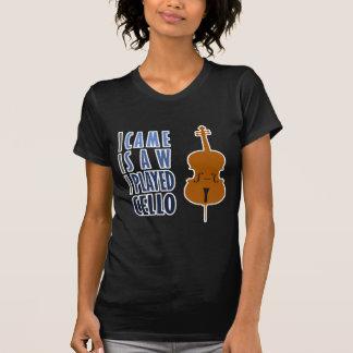 I Play Cello T-Shirt