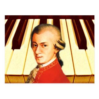 I Play Mozart_ Postcard