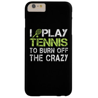 I PLAY TENNIS BARELY THERE iPhone 6 PLUS CASE