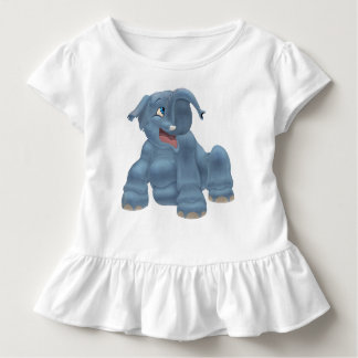 I poop like an elephant toddler t-shirt