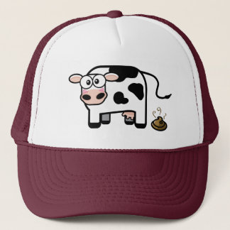 I Pooped Funny Cow Hat