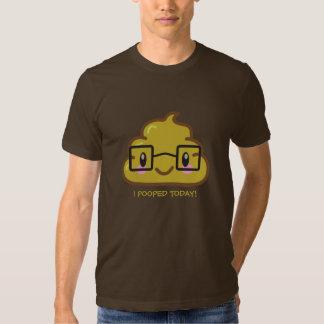 I Pooped Today!  Smarty Poo Tshirts