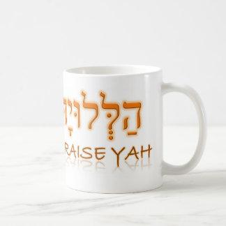 I Praise YAH Mug