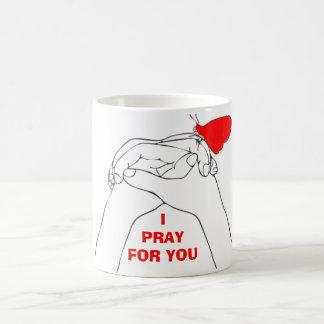 I Pray For You Coffee Mug
