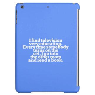 I prefer reading iPad air covers