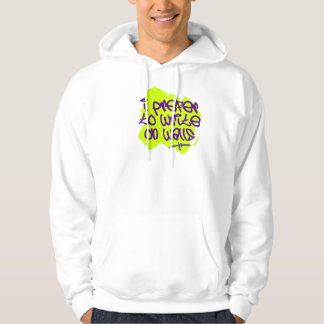 I Prefer To Write On Walls Hoodie