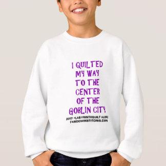 I Quilted My Way! Sweatshirt