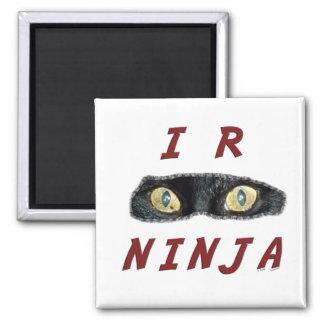 I-R-Ninja Magnet