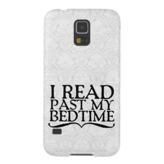I Read Past My Bedtime Galaxy S5 Case