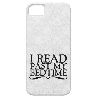 I Read Past My Bedtime iPhone 5 Covers